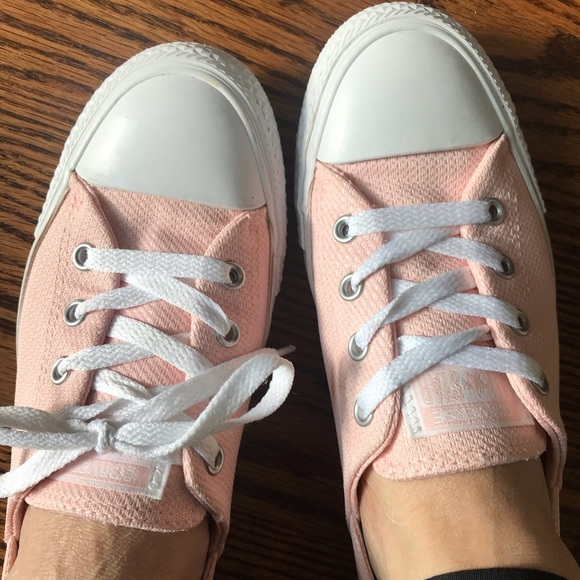 Converse Shoes | Peachpink Low Top